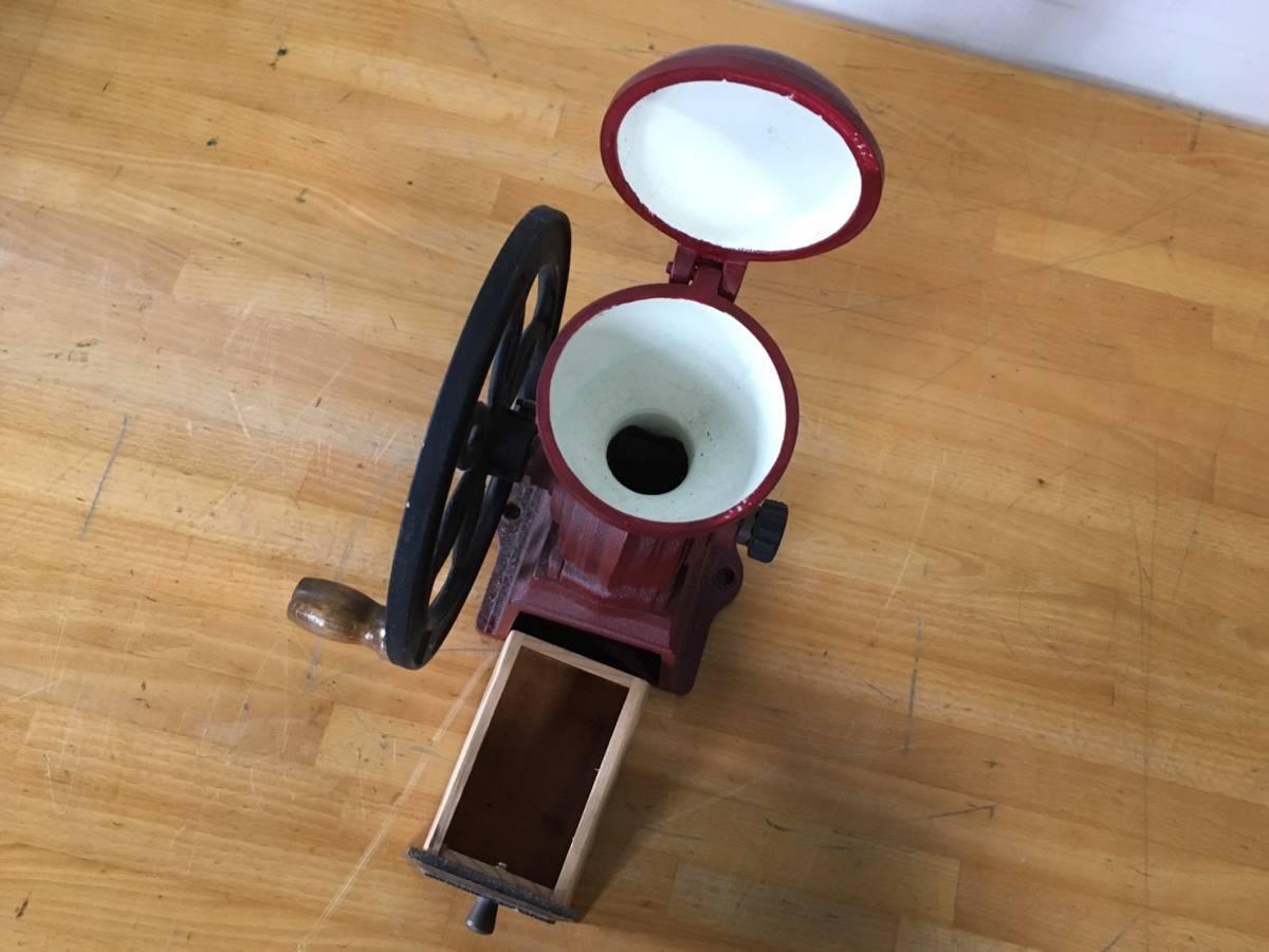(85) Kalita カリタ 手挽き コーヒーミル_画像2
