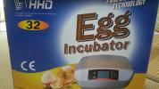 孵卵器  孵化 インキュベーター 鳥類 転卵式
