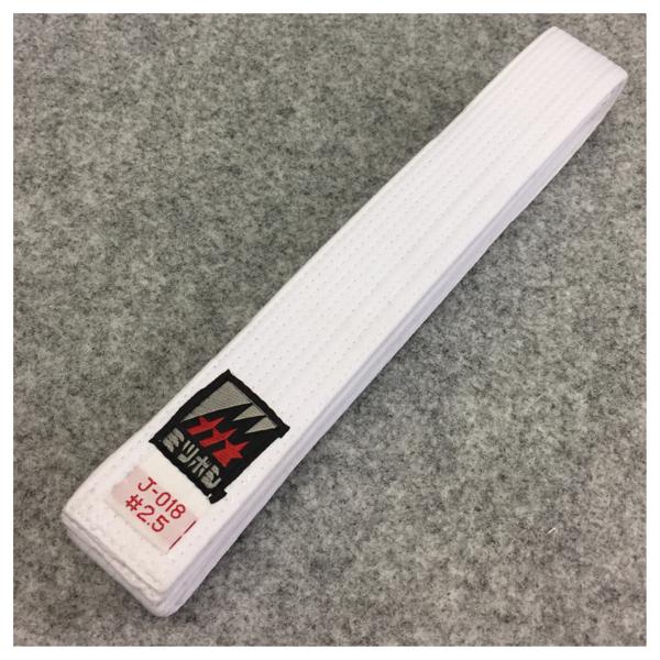 · E344 unused Samsung white band size: J-018 # 2.5