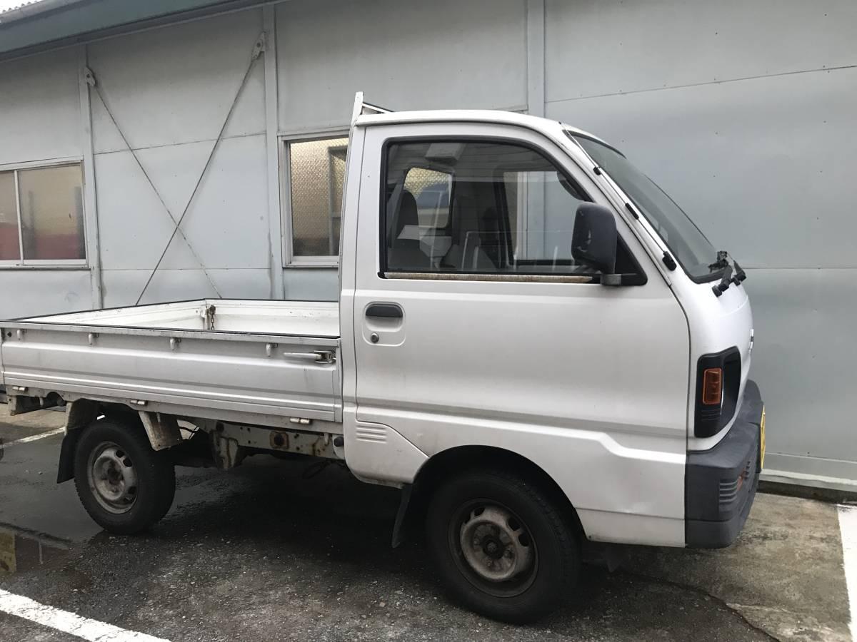 三菱ミニキャブ 軽トラ 実働 車検有り 宮城県より_画像2
