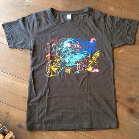 RADWIMPS 2012 限定Tシャツ グレー★夏フェスに★一回着用★クリックポスト164円対応 ライブグッズの画像