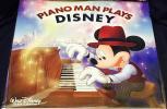 новый товар *PIANO MAN PLAYS DISNEY аналог * запись 2LP Disney музыка Piaa