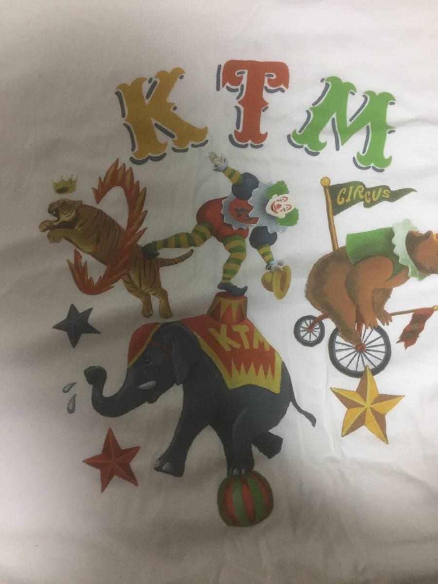 ケツメイシ★サーカスTシャツ L 美品 KTM ライブグッズの画像