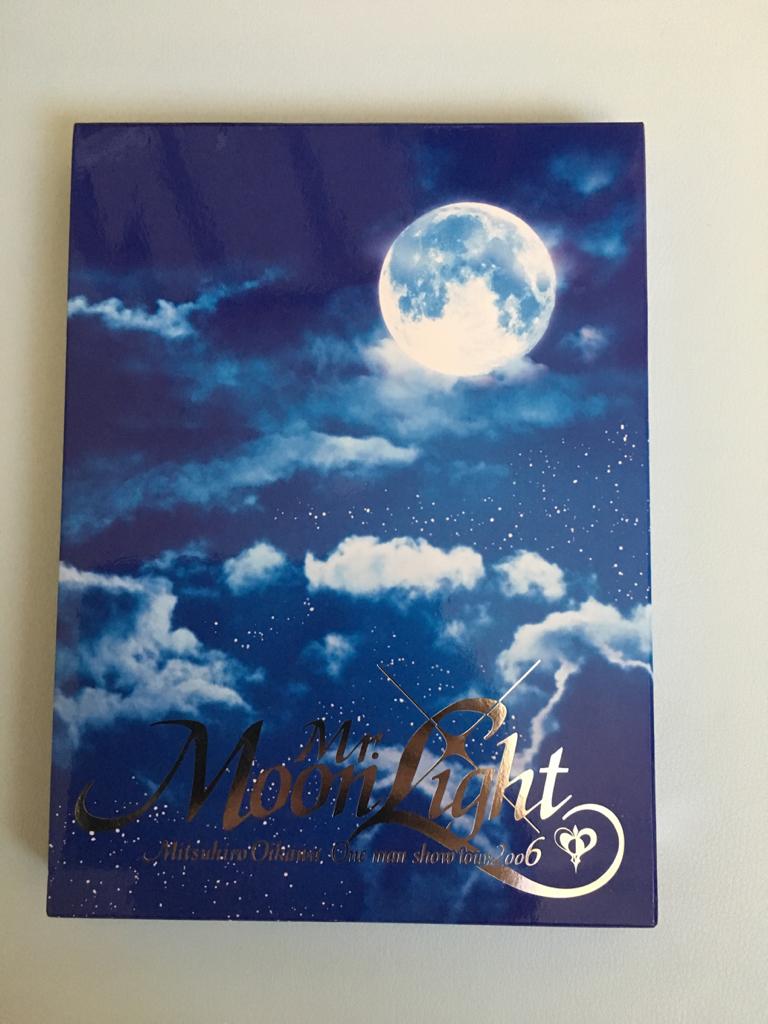 及川光博 ツキノヒカリ MEMORIAL BOX(DVD付) CD+DVD, ライブグッズの画像