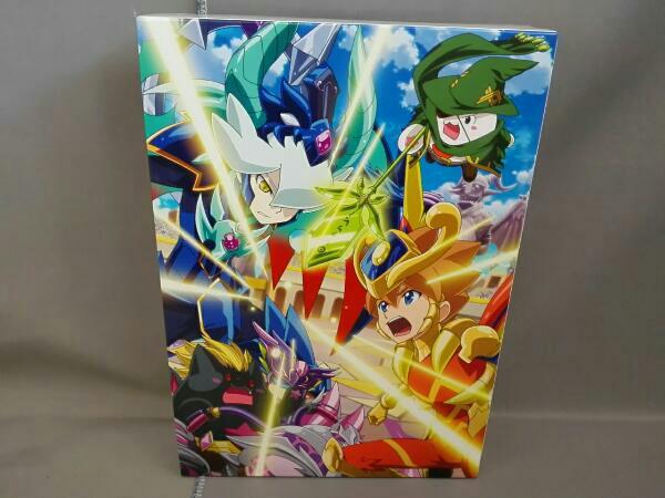 パズドラクロス DVD-BOX 3 (3枚組) グッズの画像
