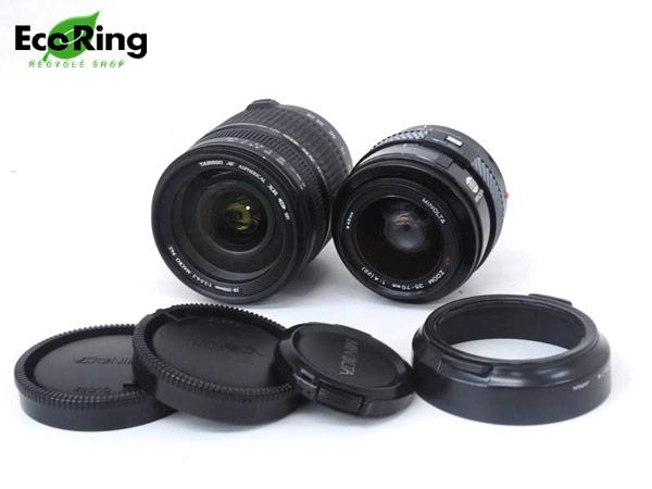 1円 タムロン&ミノルタ レンズ AF ZOOM 35-70mm1:4Φ49mm&AFアスフェリカルXR 28-300mm 1:3.5-6.3 MACRO Φ62 計2点セット HD631