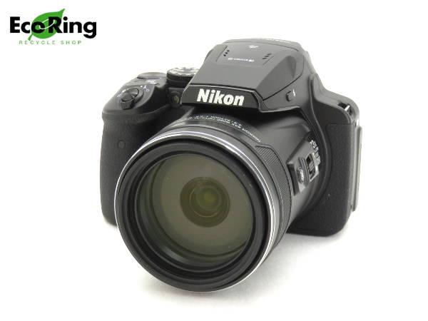 1円 美品 ニコン COOLPIX P900 デジタル カメラ DS306
