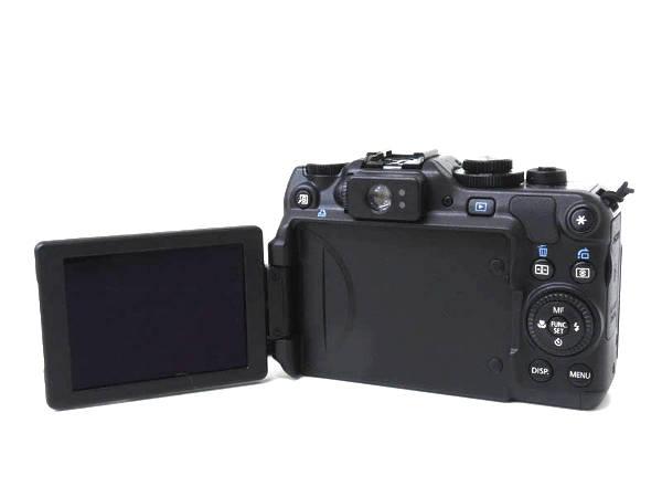 1円 超美品 キャノン パワーショット G12 コンパクト デジタル カメラ HD844_画像5