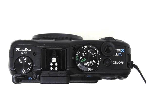 1円 超美品 キャノン パワーショット G12 コンパクト デジタル カメラ HD844_画像4