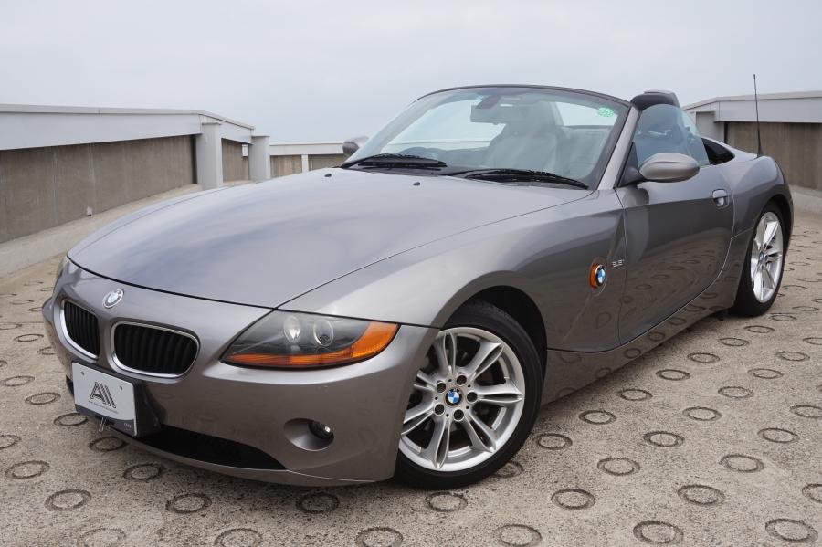 [決算セール]程度重視の超極上美車/BMW Z4 2.5i/電動オープン作動OK/走行距離69,925㎞/車