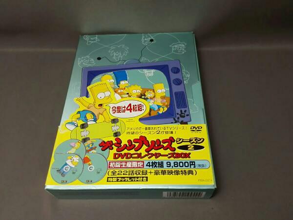 ザ・シンプソンズ シーズン2 DVDコレクターズBOX グッズの画像