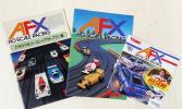 AFX カタログとコースレイアウト集