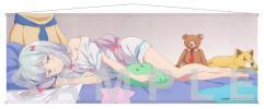 エロマンガ先生 描き下ろし 和泉紗霧 添い寝タペストリー C92 会場限定販売 未開封