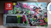 【新品未使用】Nintendo Switch ニンテンドー スイッチ スプラトゥーン2 本体同梱版セット メーカー保証付き ☆★ 8月12日購入 ★☆