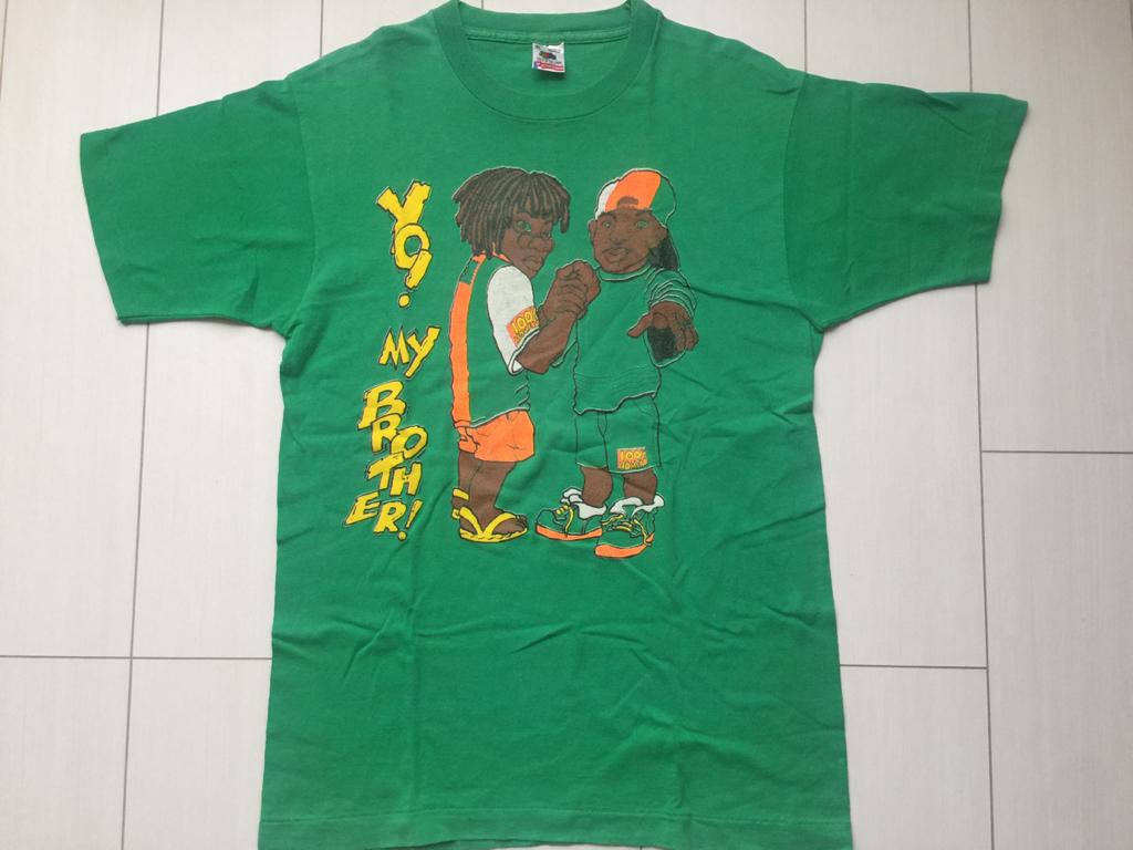 送料無料 90s USA製 ブート boot 黒人 rap band tee ビンテージ vintage Tシャツ コピーライト 92 crosscolors 40ACRES boot hip hop fruit