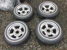 サプリウム 6J 4本セットホワイトリボン サプリューム セドリック グロリア セドグロ 230 330 430 クラウン ローライダー アメ車 旧車