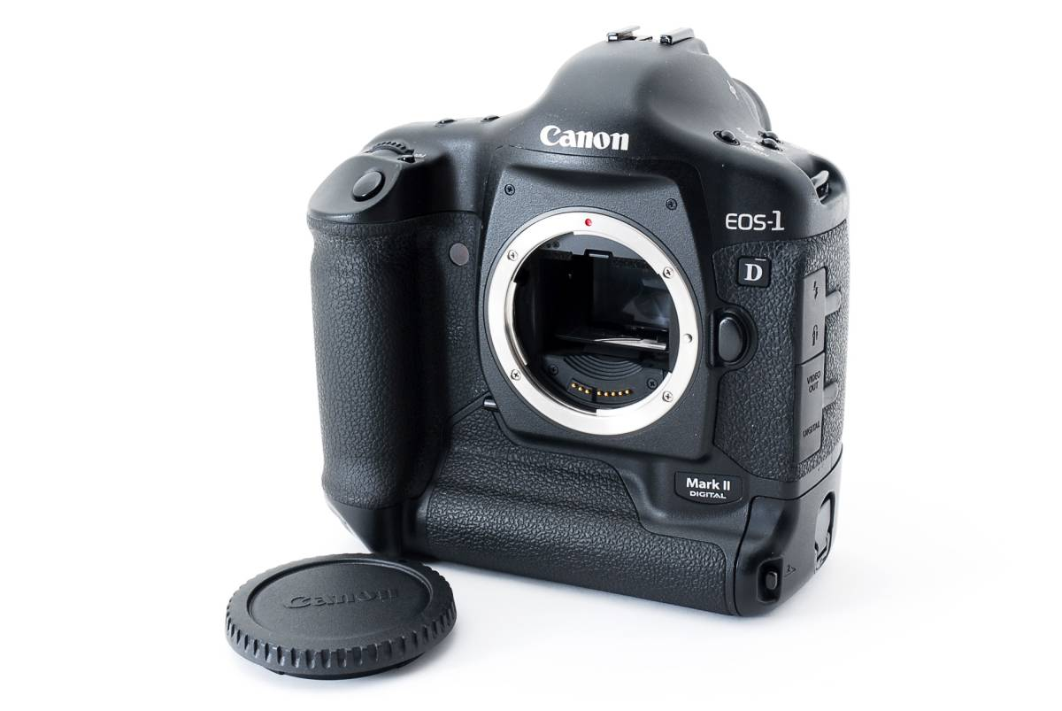 ★完動・美品★ キャノン Canon EOS-1 D MARK Ⅱ マーク 2 ボディ #480