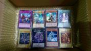 遊戯王 全日版!SR以上大量800枚超 亜白龍、幻想等 ゴールド、ミレニアム、KCなし!