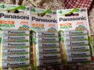 Panasonic パナソニック エボルタ 充電式 ニッケル水素電池 単4 セット