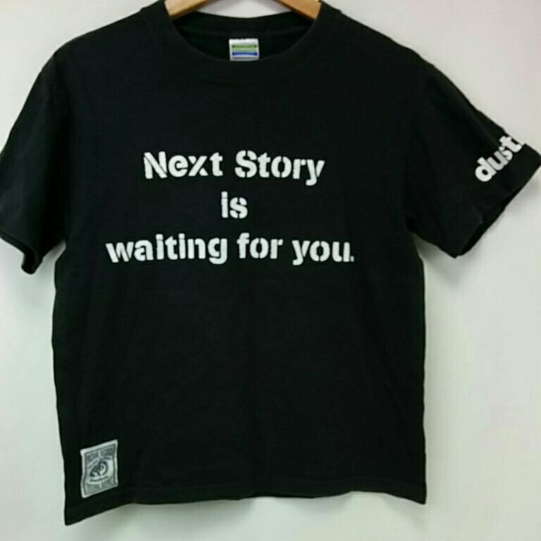 dustbox Tシャツ NEXT STORY Sサイズ 2527