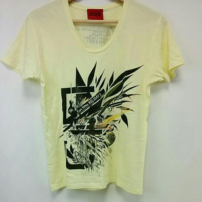 UNISON SQUARE GARDEN ユニゾン・スクエア・ガーデン Tシャツ KANA-BOON カナブーン 2607