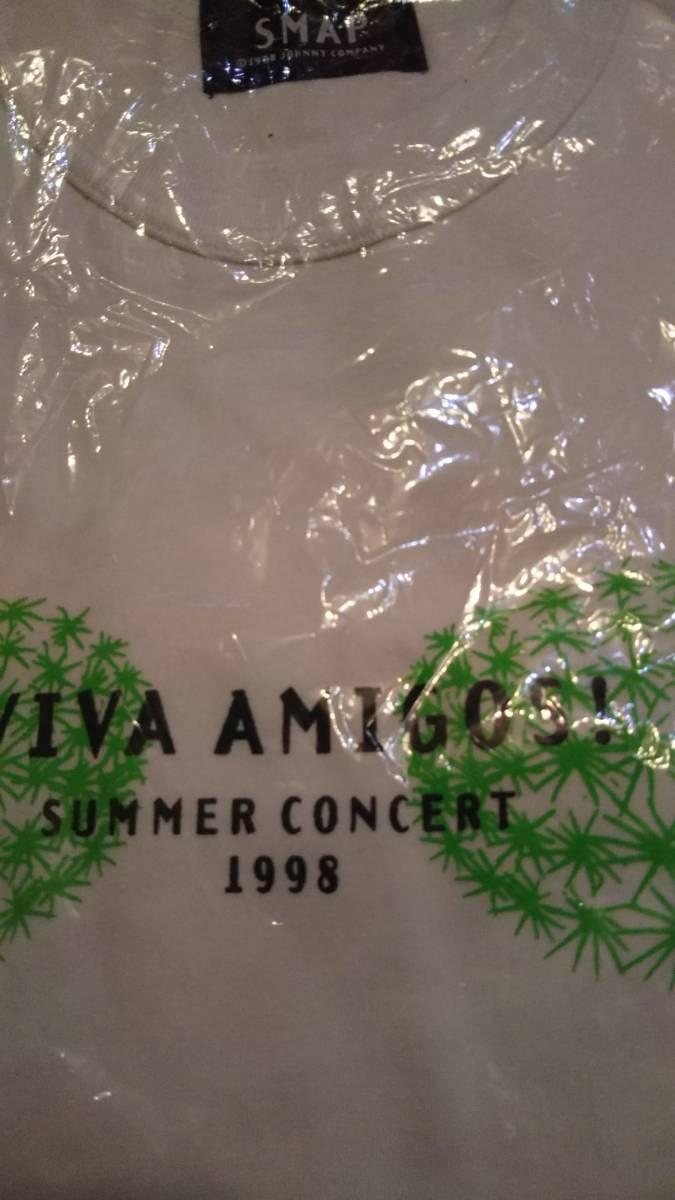 SMAP 1998ツアーグッズ Tシャツ コンサートグッズの画像