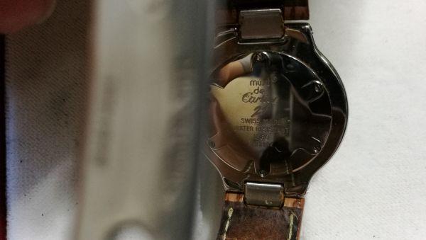 ★おすすめ★カルティエ Cartier must de 21 お勧めおしゃれ本物純正時計 ギャランティカードなし正規箱のみあり フランス時計★_画像3