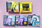 未開封 MITUI GOLD CD-R(三井ゴールド) 国産8倍速650MB10枚パック・12倍速 10枚パック・16倍速20枚パック・まとめて60枚