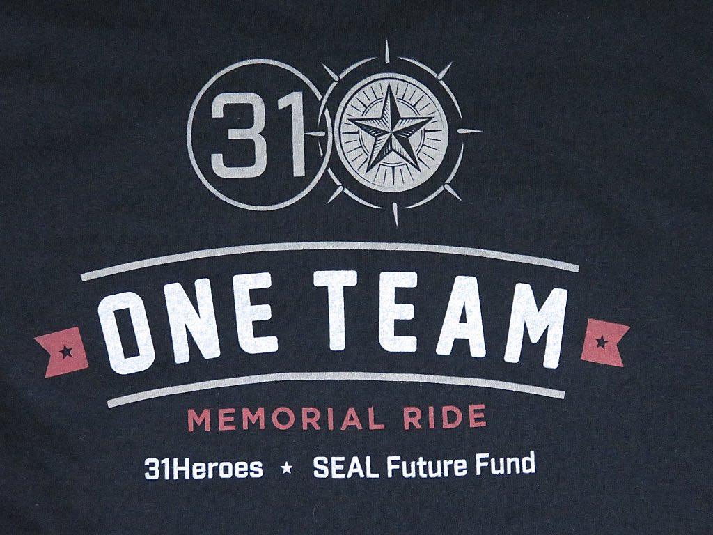 新品【 EXTORTION 17 メモリアル イベントTシャツ SEAL FUTURE FUND / 31 HEROES 】L ラージ : SEAL DEVGRU AFSOC_画像2
