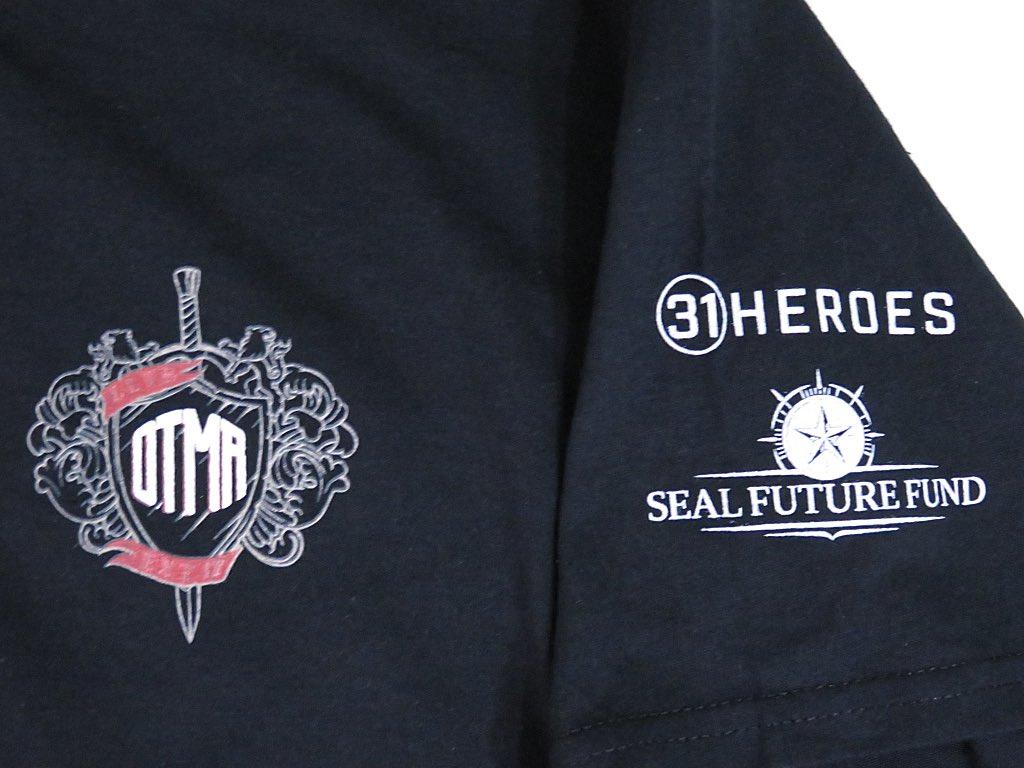 新品【 EXTORTION 17 メモリアル イベントTシャツ SEAL FUTURE FUND / 31 HEROES 】L ラージ : SEAL DEVGRU AFSOC