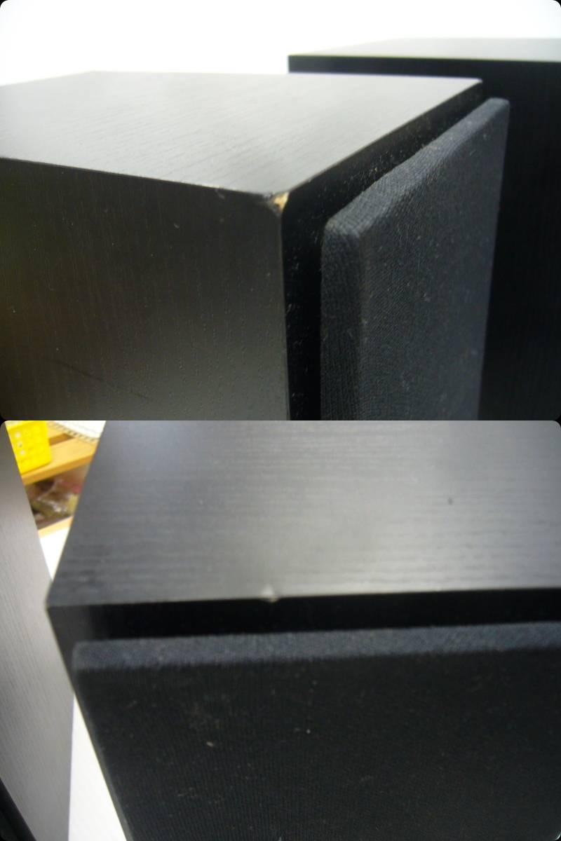 B968★ONKYO GX-D90 WAVIO POWER SPEAKERSYSTEM ブラック アンプ内蔵パワースピーカーシステム★中古品_画像3
