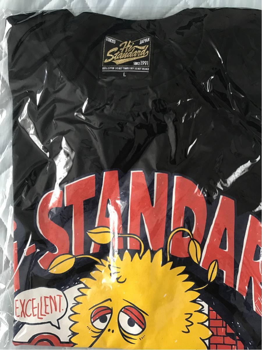 Hi-STANDARD/GOOD JOB! RYAN TOUR 2016 ツアーTシャツ新品未使用/ハイスタンダード ライブグッズの画像