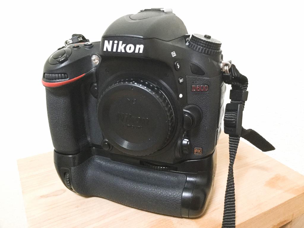 Nikon ニコン D600 ボディ 超豪華おまけ多数!