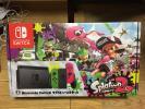 送料無料 Nintendo Switch スプラトゥーン2セット 本体 同梱版 新品未開封 ニンテンドー スイッチ 任天堂