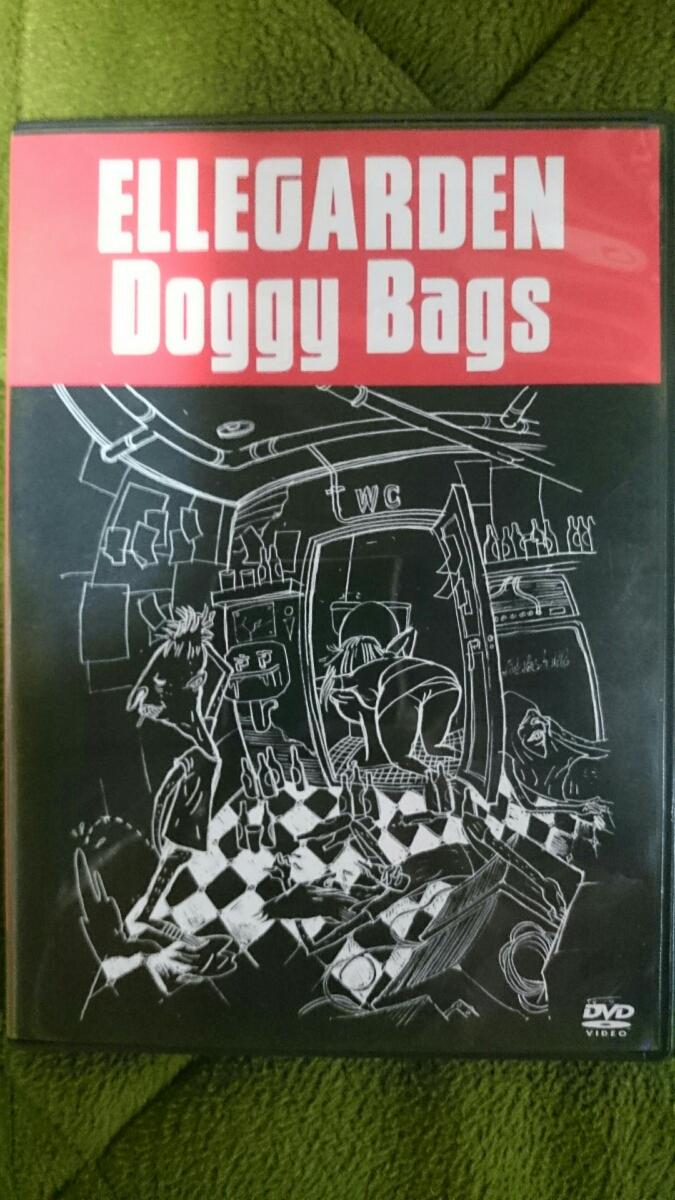 ELLEGARDEN「Doggy Bags」(エルレ/DVD) ライブグッズの画像