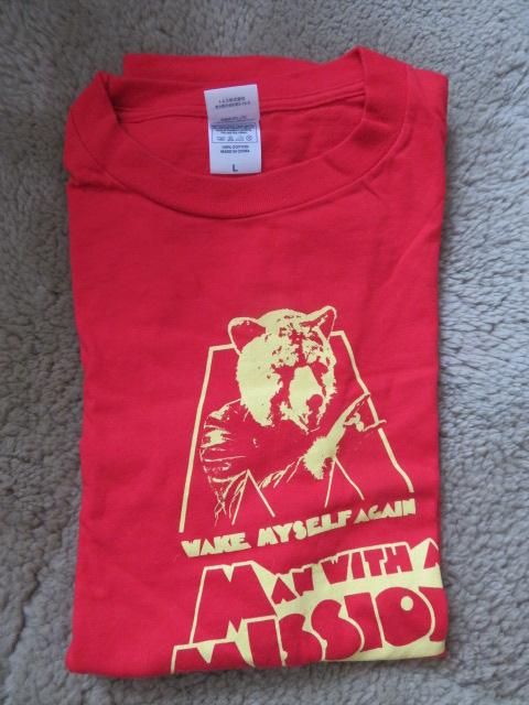 MAN WITH A MISSION Tシャツ Lサイズ ライブグッズの画像