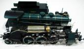 Micro Metakit HO K.BAY.STS.S3/6#3601蒸気機関車箱無ジャンク