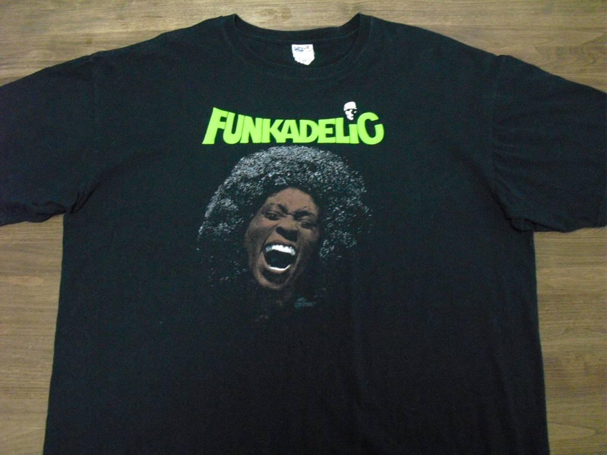 FUNKADELIC ファンカデリック Tシャツ (anvil製 パーラメント Maggot Brain)