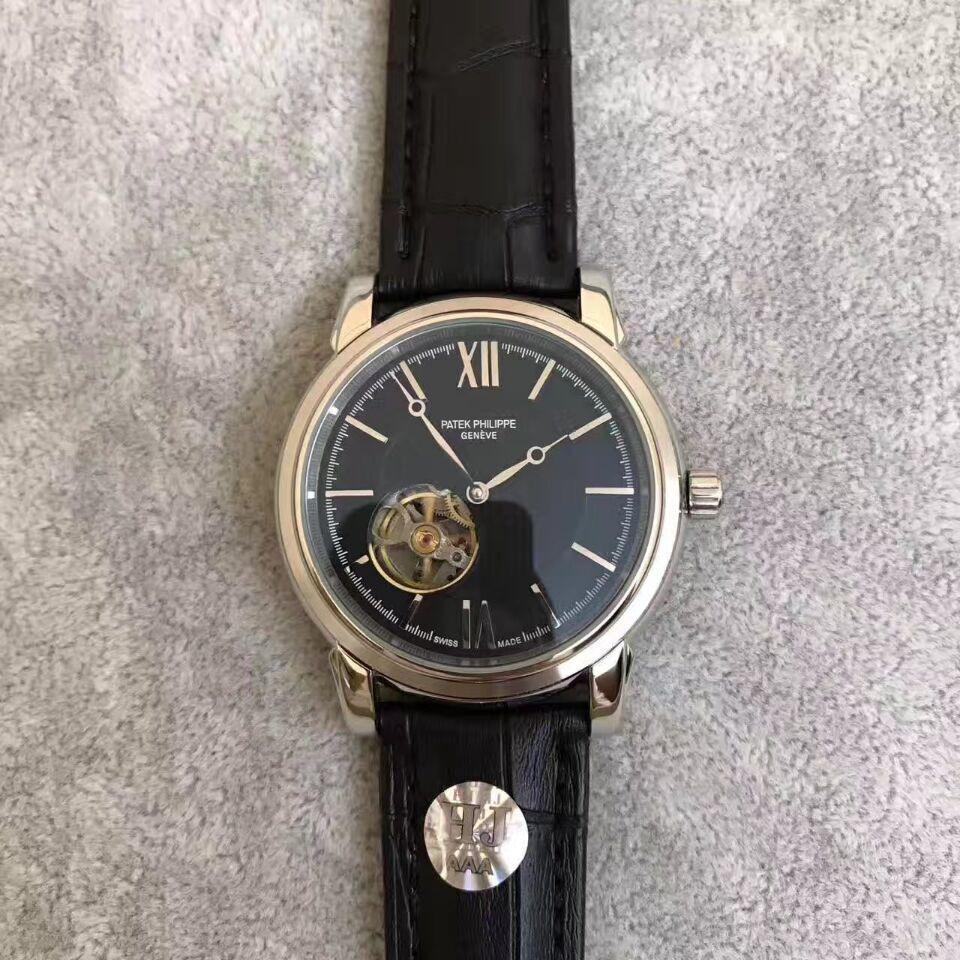 新品 パテックフィリップ メンズ 自動巻き ステンレス Patek Philippe 男性用腕時計