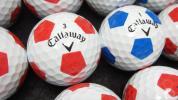 ロストボール  Callaway キャロウェイ CHROME SOFT クロムソフト  TRUVIS  12球
