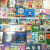 ♪♪絵本82冊セット♪在庫処分大特価品。アンパンマン・トーマス・アニメ絵本等♪♪