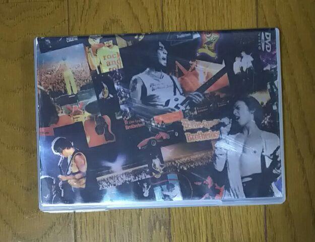 """B'z ビーズ / once upon a time in 横浜 ~B'z LIVE-GYM'99 """"Brotherhood""""~ [DVD] ライブグッズの画像"""