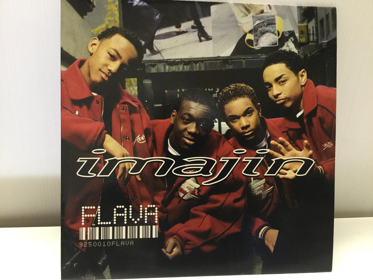 試聴済 LP FLAVA IMAJIN イマジン 洋楽レコード FUNK/ソウル/SOUL HIP HOP