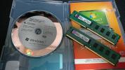 Windows 7 Home Premium 64bit DSP プロダクトキー付 デスクトップ用メモリPC3-10600(DDR3-1333)2GB×2枚付属