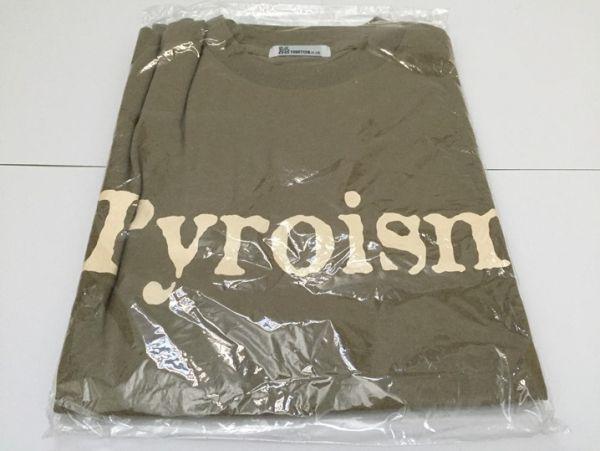 ☆新品未開封☆ J(LUNA SEA) 2002 Live Tシャツ Mサイズ