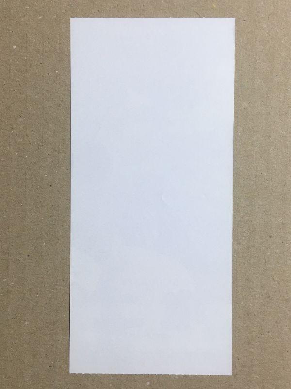 映画半券「竜二(ニュープリント)」川島透監督 金子正次 永島暎子_画像2
