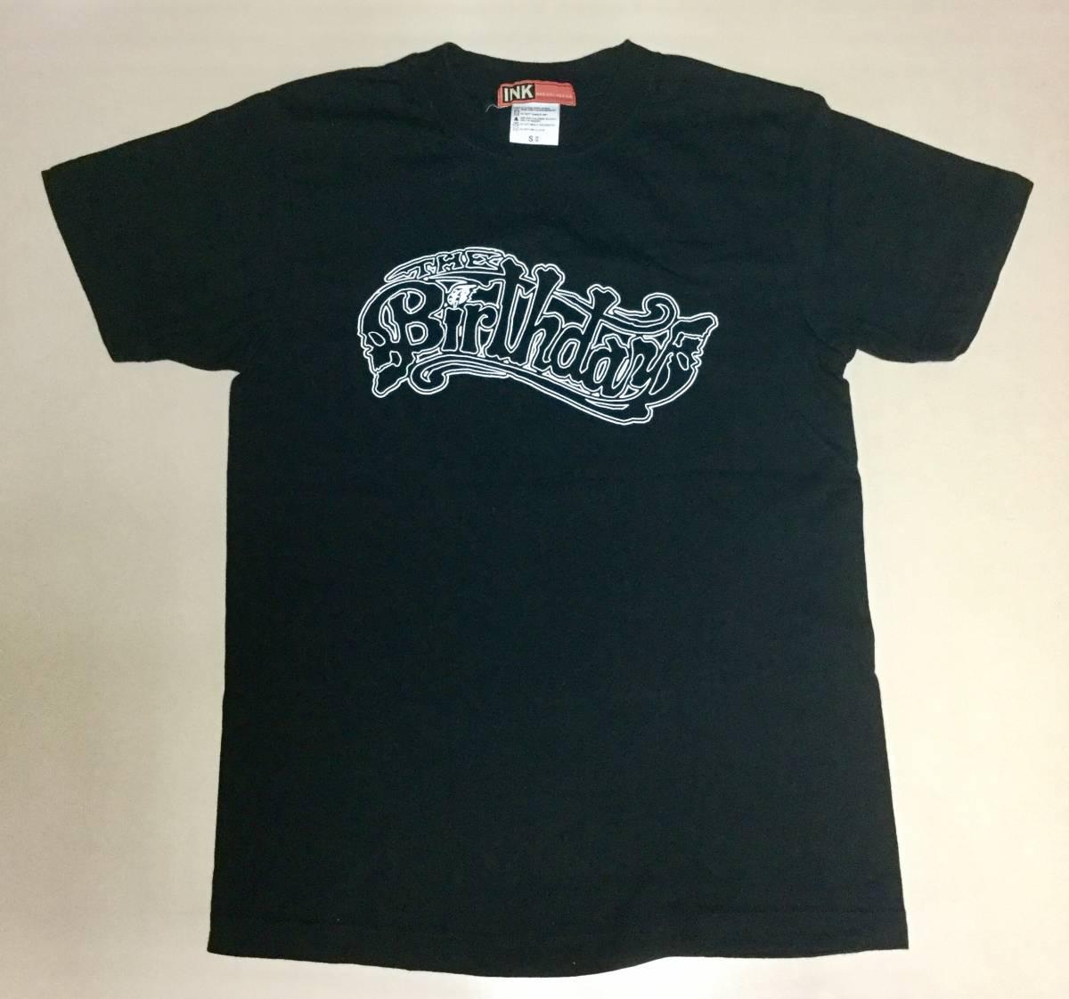 The Birthday 2006年ツアーTシャツ ライブグッズの画像