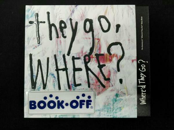OLDCODEX they go,Where?(初回限定盤)(DVD付) ライブグッズの画像