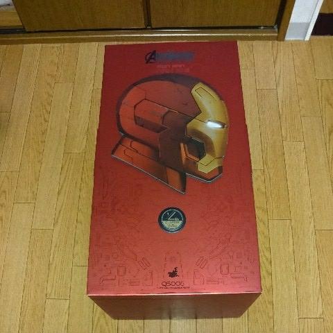 ホットトイズ アイアンマンマーク43 クォーター1/4 グッズの画像