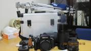 PENTAX67Ⅱ  レンズ3本  MANFROTTO80周年記念三脚